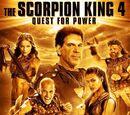 El Rey Escorpión 4: La llave del poder