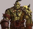 Orc Druid