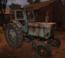 AVTO TR40 Tractor