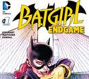 Batgirl: Endgame Vol.1 1