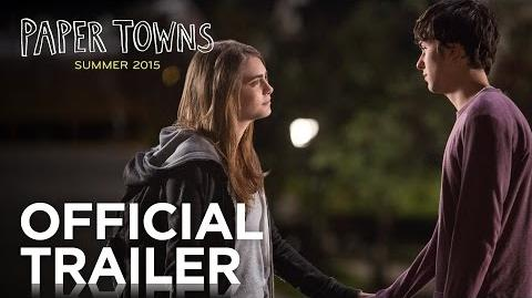 Paper Towns Official Trailer HD 20th Century FOX