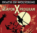 A Morte do Wolverine: O Programa Arma X Vol 1 1