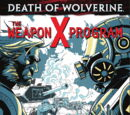 A Morte do Wolverine: O Programa Arma X Vol 1 2