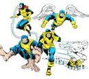 X-Men (Earth-616)/Gallery