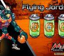 Flying Jordson