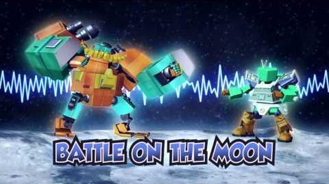 Battle On The Moon Theme
