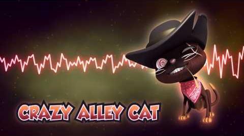 Crazy Alley Cat Theme