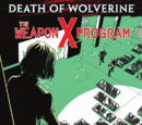 A Morte do Wolverine: O Programa Arma X Vol 1 4