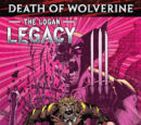 A Morte do Wolverine: O Legado de Logan Vol 1 1