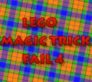 Lego Magic Trick Fail episodes