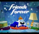 Amigos Por Siempre/Transcripción
