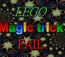 LEGO Magic trick FAIL