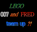 LEGO 007 and FRED team up trailer