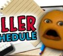 Annoying Orange: Killer Schedule