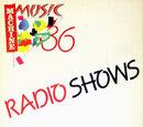 7UP 'Music Machine' 1986 Radio Show: Power Station