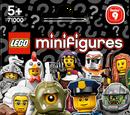 71000 Minifigures Série 9