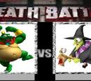 King K. Rool vs Gruntilda
