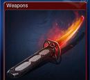 Nightbanes - Weapons