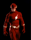 Barry Allen as the Flash promotional.png