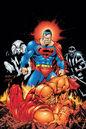 Superman Man of Steel Vol 1 131 Textless.jpg