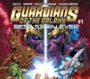 Guardians of the Galaxy: Best Story Ever Vol 1 1