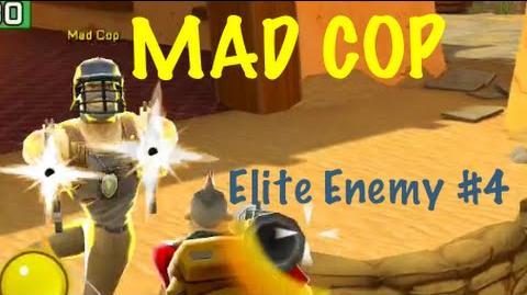 Mad Cop