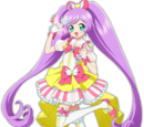 Dream Twinkle Ribbon Cyalume Coord