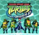 Teenage Mutant Ninja Turtles Fast Forward