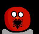 PSR Albaniaball