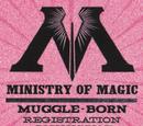 Commission d'enregistrement des nés-Moldus
