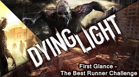 Dying Light Rockets Best Runner Challenge