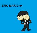 Emo Mario 64