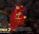 Red Tornado (Lego Batman)