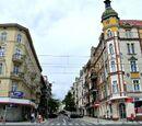 Ulica Andrzeja i Władysława Niegolewskich