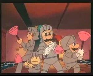 Les aventures de Sherlock Mario
