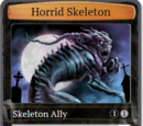 Horrid Skeleton