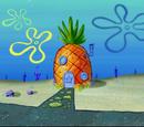 Dom SpongeBoba