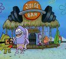 Bar z sokami