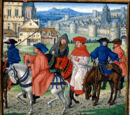 General Prologue to The Canterbury Tales