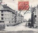 Ulica Wierzbięcice