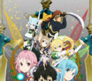 Sword Art Online II/Episodes