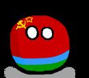 Karelo-Finnish SSRball