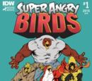 Super Angry Birds №1