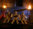 Mummy Servants