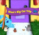 Blue's Big Car Trip