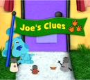 Joe's Clues