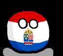 Kingdom of Croatia-Slavoniaball