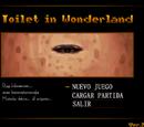 Toilet in Wonderland
