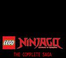 LEGO Ninjago Masters of Spinjitzu:The Complete Saga