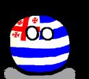 Regionballs of Georgiaball